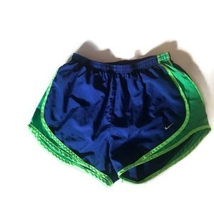 NIKE Dri FIt S Tempo Running Shorts built in brief